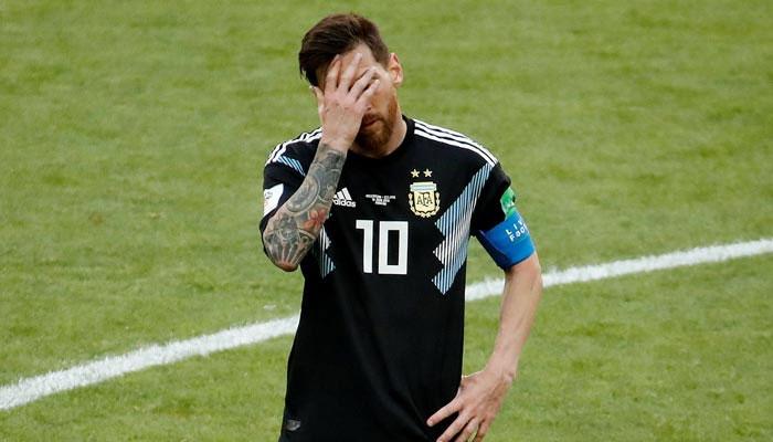 Gagal Eksekusi Pinalti Messi Merasa Kecewa Berat