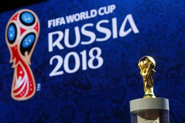 Piala Dunia 2018, Rusia