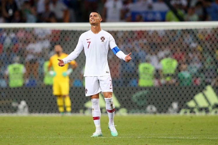 Rekor Yang Dibuat Ronaldo Selama Piala Dunia 2018