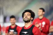 Salah Kejar Pemulihan Demi Piala Dunia 2018