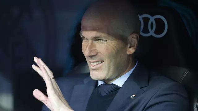 Tinggalkan Real Madrid, Zidane akan Rehat