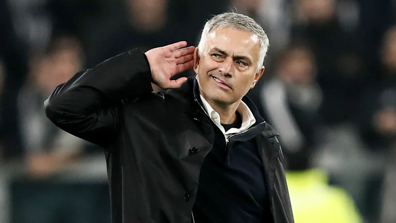 Gaya Kepelatihan Jose Mourinho