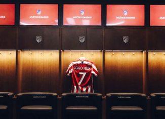 Joao Felix Resmi ke Atletico Madrid