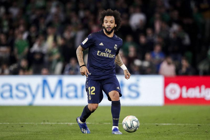Real Madrid Marcelo